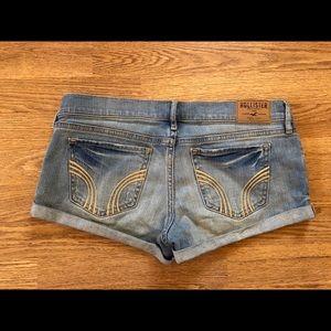Hollister Shorts - Hollister short shorts size 7